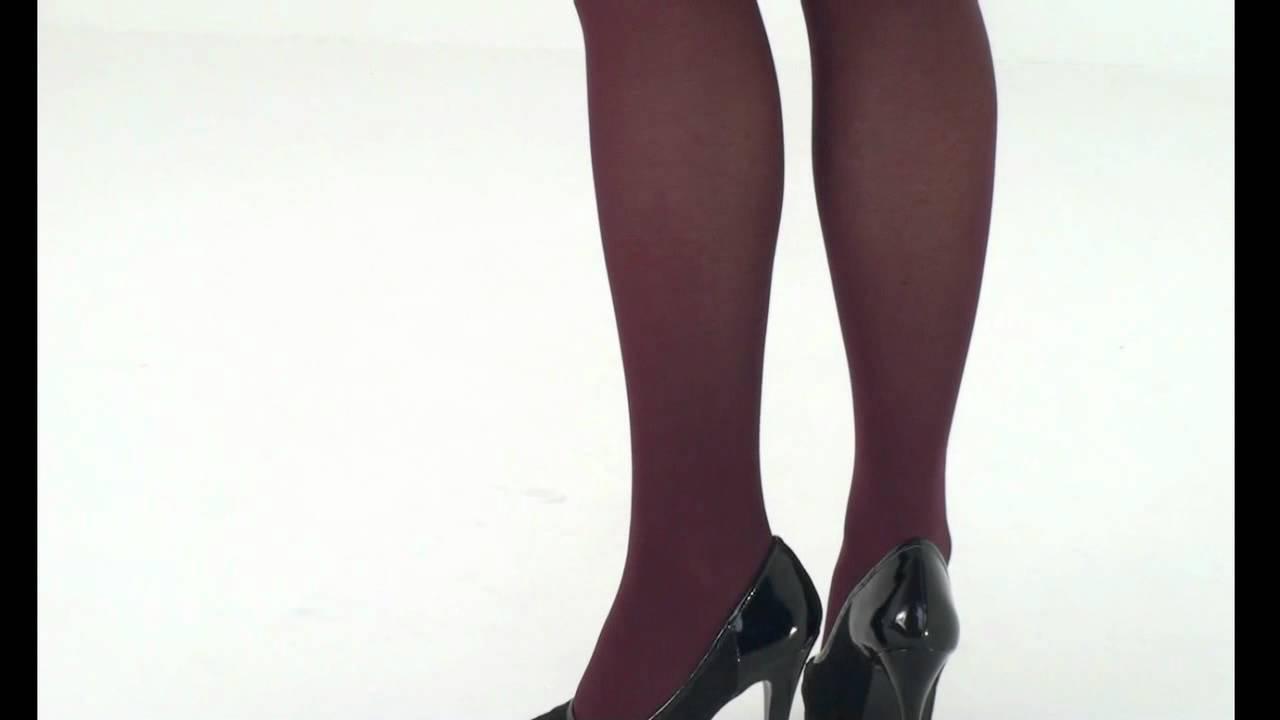 f4c88506035 UK Tights - Trasparenze Melani 80 Denier Tights - YouTube