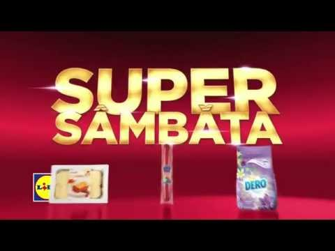 Super Sambata la Lidl • 21 Noiembrie 2015