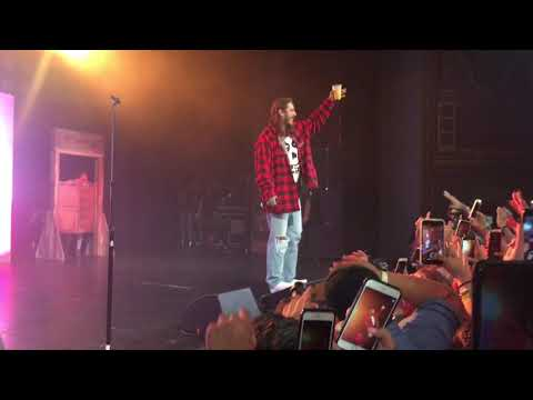 Post Malone in San Diego