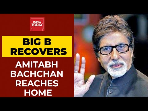 Amitabh Bachchan Tests Coronavirus Negative, Discharged From Hospital: Abhishek Bachchan
