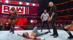 Roman Reigns _ Seth Rollins Saves Dean Ambrose