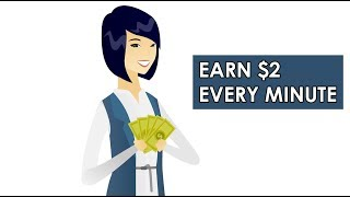 Earn $2 Every Min Right Now (Fast PayPal Money)