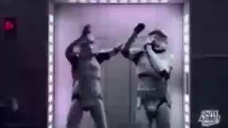 Der star wars Tanz