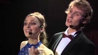 Звезды Российских мюзиклов в шоу Игоря Портного