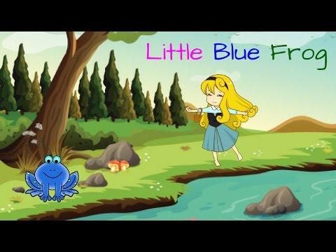 Guided Meditation Story for Children | Little Blue Frog | Relaxation for Kids