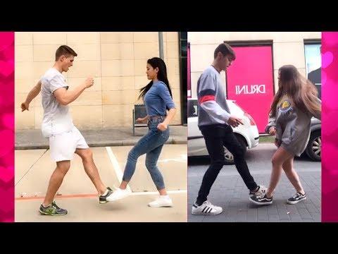 Foot Shake Dance Challenge Compilation | Best Couple Goals 2018 #FootShake