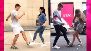 Foot Shake Dance Challenge Compilation | Best Couple Goals 2018 #FootShake