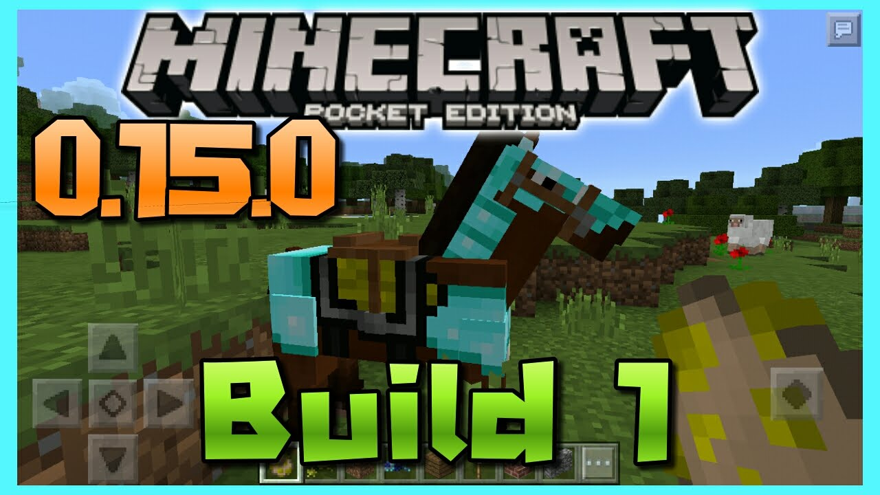 download minecraft pe 0.15 0 build 1 apk