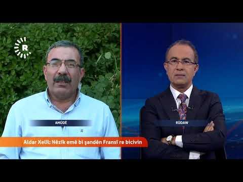 Aldar Xelîl: Bila ENKS Kerem Bike Beşdarî Hilbijartinên Rojavayê Kurdistanê Bibe
