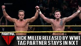NXT Star Nick Miller Released From His WWE Contract | Fightful Wrestling