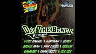 Beenie Man & Cee Gee - Me Got Da Key (Off The Bench Riddim) Fire Links Production - 2012