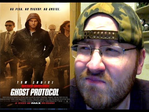 RANT - Mission Impossible 4: Ghost Protocol (2011) Movie Review