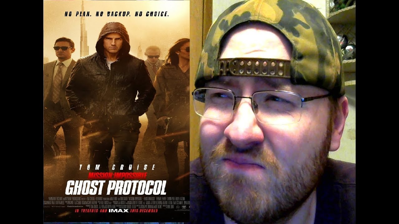 Rant Mission Impossible 4 Ghost Protocol 2011 Movie Review Youtube