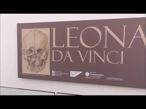 Leonardo da Vinci, A Life in Drawing, Ulster Museum Belfast