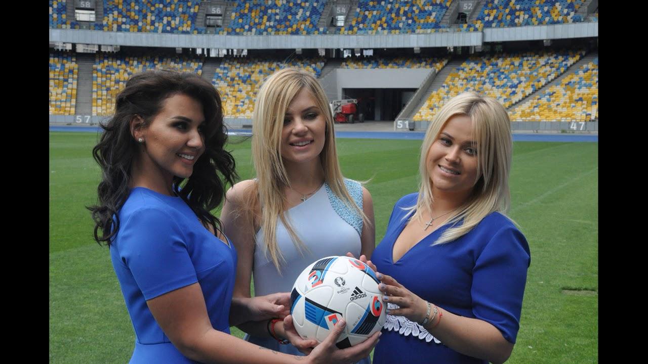 это редкие фото жен футболистов что заработали