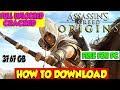 ASSASSIN'S CREED ORIGINS - Full Unlocked For PC Download [TORRENT LINK]