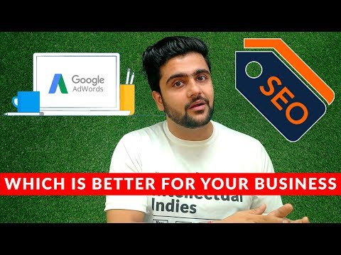 SEO or PPC   Which One Is Best For You?   Hindi