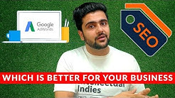 SEO or PPC | Which One Is Best For You? | Hindi