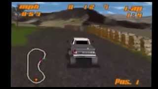 Game Review - Test Drive Off Road (PS1)