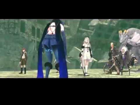 Drakengard 3 Verse 4  Boss Two [Branch C]