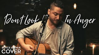 Don't Look Back In Anger - Oasis (Boyce Avenue acoustic cover) on Spotify & Apple