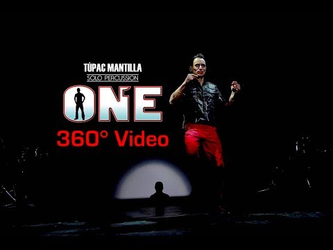 Tupac Mantilla 360-degree Percobjects Video 1