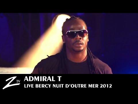 Admiral T - Medley & I Like It - LIVE