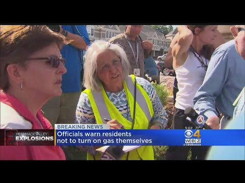 North Andover Residents Frustrated With Response After Gas Explosions