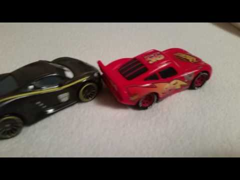 Thumbnail: Cars 3 part 1 McQueen crash