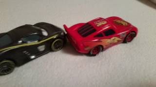 Cars 3 Part 1 McQueen Crash - made prior to movie or new diecast release