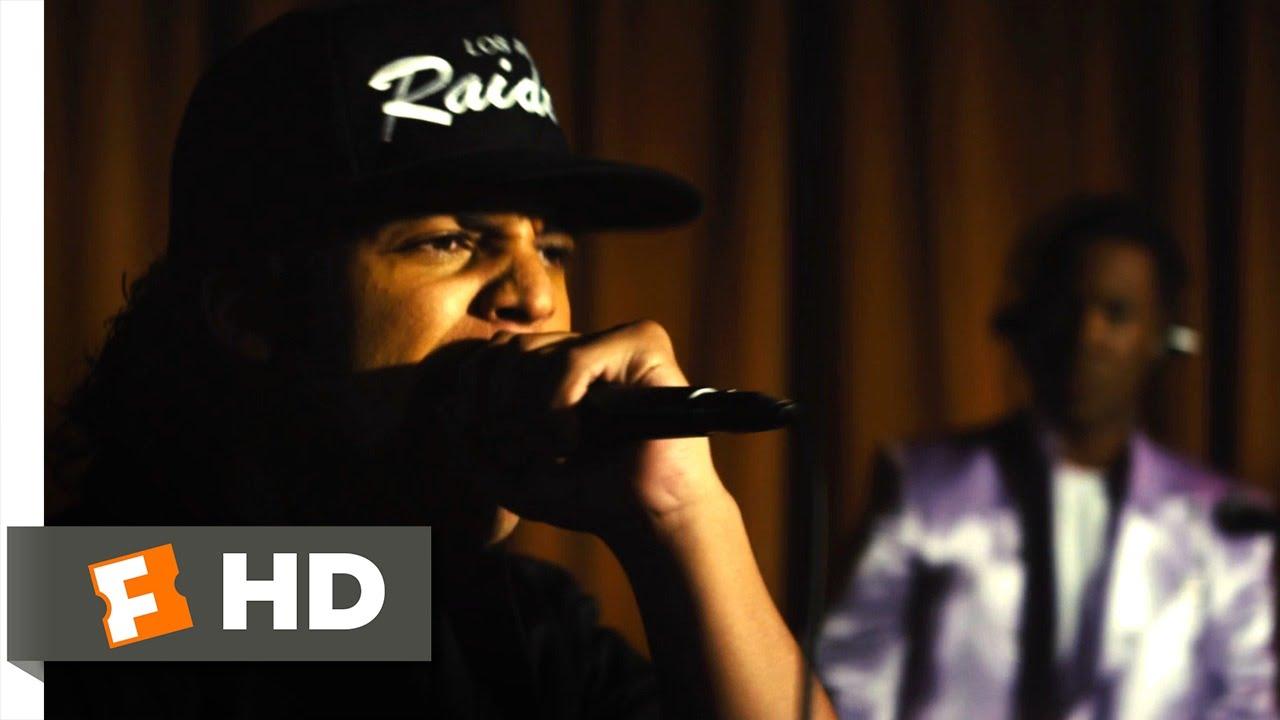 Download Straight Outta Compton (2/10) Movie CLIP - Gangsta Gangsta (2015) HD