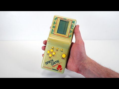 Restoring A Broken $2 Tetris Handheld. 9999999 Games In 1