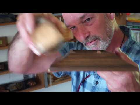 Workshop  Tour: David Haig, New Zealand Designer Maker