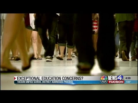 Exceptional Education: TUSD addresses its policies after recent concerns