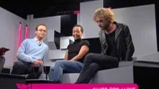 Panelen om smisk och Melodifestival