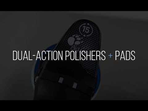 DA Polishers, Pads and Other Tools