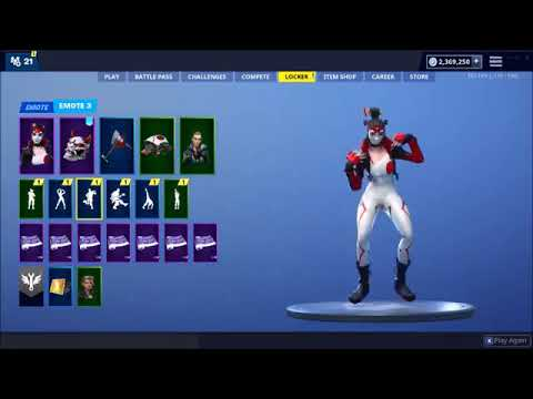 Fortnite - BILLY BOUNCE Emote Extended Beat 1 HOUR