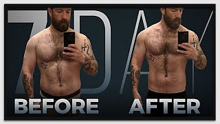 7 DAY WATER FAST / Before, After, Insight, & Inspiration