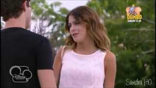 Violetta 2 - Diego le dice a Violetta que la ama (Capítulo 54)