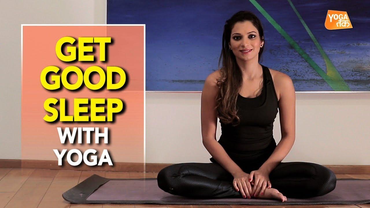Bedtime Yoga For Good Sleep | Child Pose | Yoga Tak #1