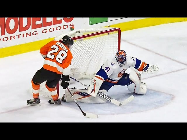 Shootout: Islanders vs Flyers