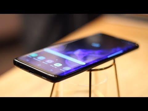 Samsung Galaxy S9 / Galaxy S9+ - pierwsze wrażenia - Mobzilla Flesz odc. 14