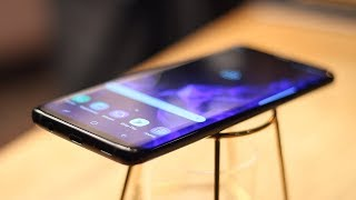 Samsung Galaxy S9 tutorial