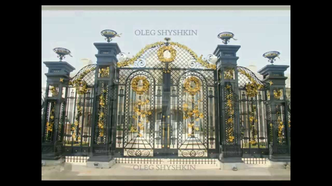 Wrought Iron Art Ltd Gates Amp Fence Systems Youtube