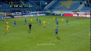 Αστέρας Τρίπολης - ΑΟ Τρίκαλα 1-0 Στιγμιότυπα Κύπελλο Ελλάδας Φάση των