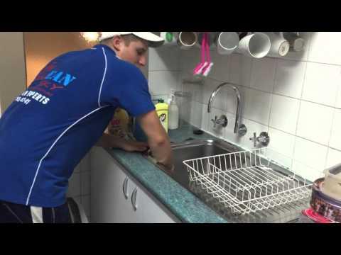 vet hospital cleaning