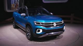 homepage tile video photo for VW Tarok   NYIAS