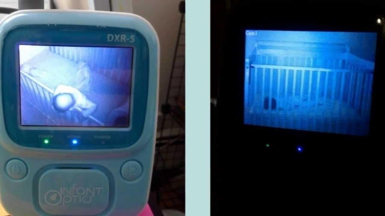 infant optics dxr 8 serial number