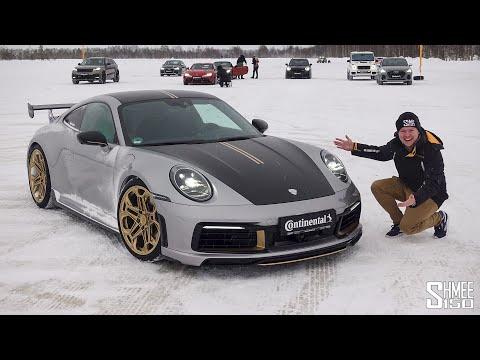 TechArt Know How to Modify the New Porsche 911!