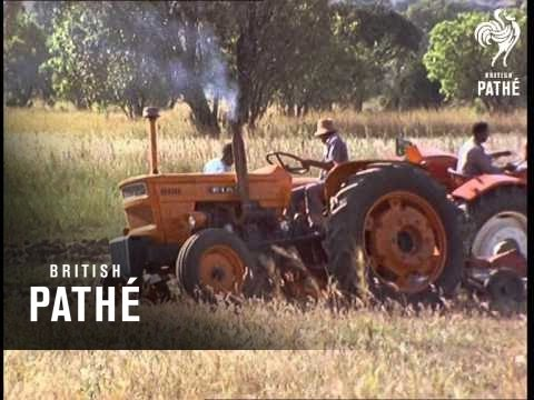 Improving The Africans Way Of Life In Rhodesia (1971)
